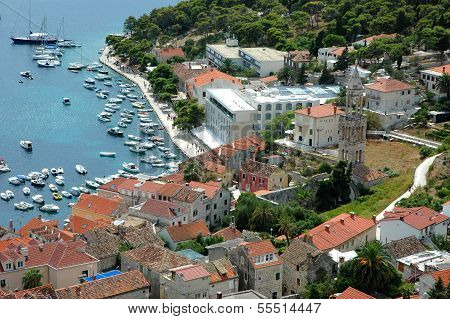 Hvar And Its Marine