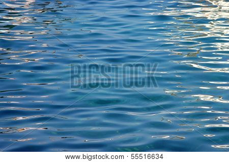 Adriatic Sea Water