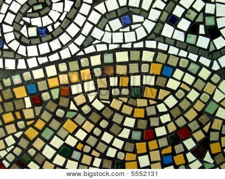 Colorful New Mexican Mosaic