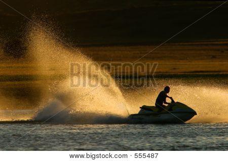 Acción de Jet Ski