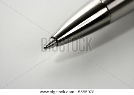 Macro Roller Pen Point