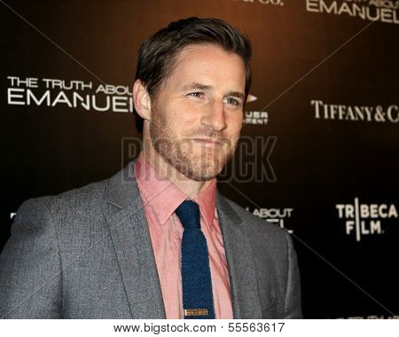 LOS ANGELES - DEC 4:  Sam Jaeger at the