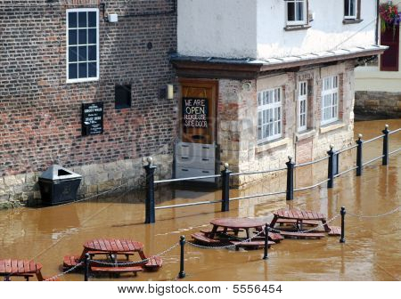River Ouse Floods