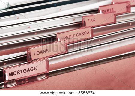 Filing Cabinet Desat