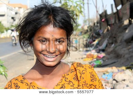Happiness In Poverty