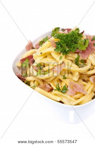 Fresh Cooked Cheese Spaetzle