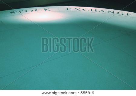 Stock Exchange Floor Brand