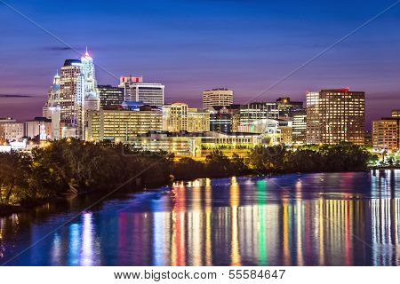 Hartford, Connecticut, USA skyline