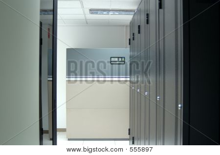 Datacenter Interior #3