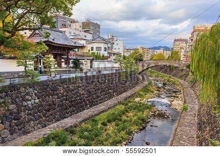 Koeiji Temple in Nagasaki