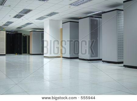 Datacenter Interior