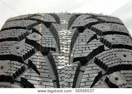 winter car tire