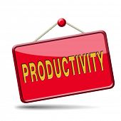 foto of maxim  - productivity industrial or business productive time management production costs maximizing output rate - JPG