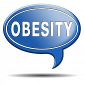 obesity or over weight overweight or obese people suffer eating disorder and can be helped by dietin