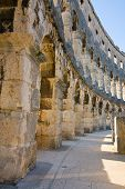 Amphitheater Of Pula, Croatia
