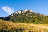 picture of pieniny  - Three Crowns  - JPG