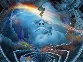 picture of metaphysical  - Beyond Human series - JPG