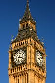 foto of pendulum clock  - The Clock Tower is the world - JPG