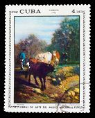 stock photo of obra  - CUBA  - JPG