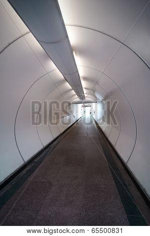 Modern Pedestrian Tunnel