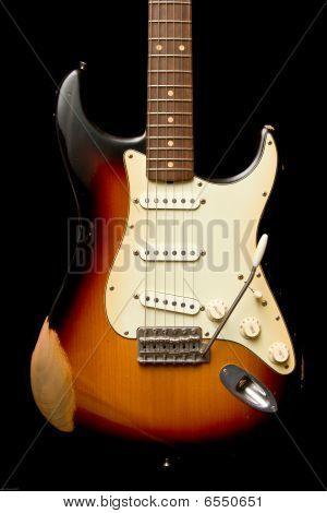 Vintage Stratocaster Guitar