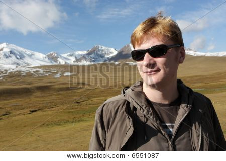 The Tourist In Kyrgyzstan