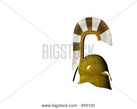 Greek Helmet 3