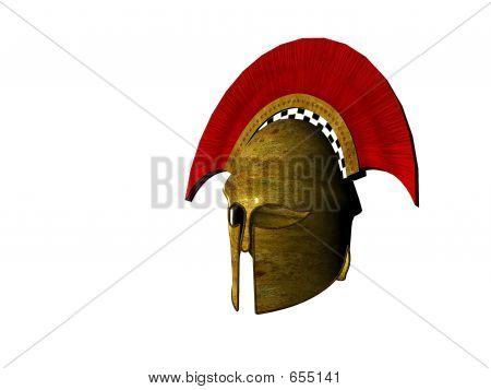 Ancient Greek Helmet 7