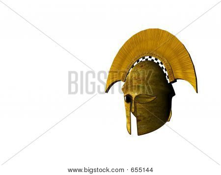 Ancient Greek Helmet 10