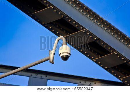 Surveillance Security Camera Or Cctv