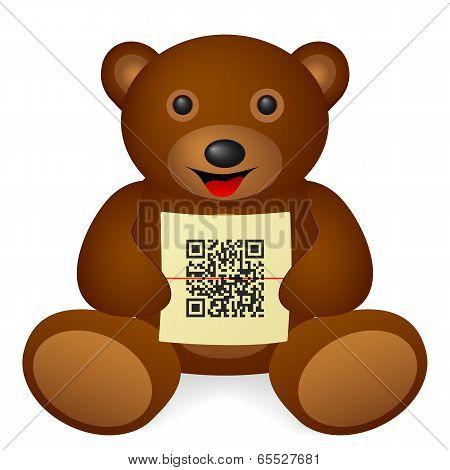 Bear Qr Code