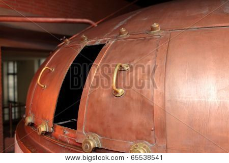 Copper Vat