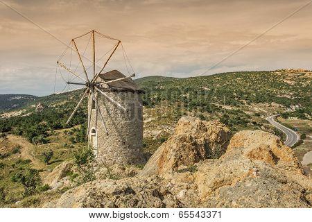 Old Windmill