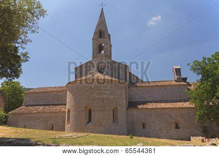 Le Thoronet Abbey (provence)