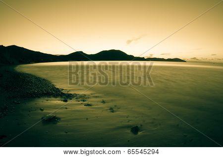 Morning Sea.