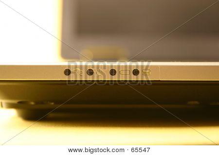 Close-up Computer