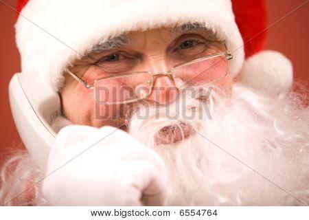 Aufrufen von Santa Claus