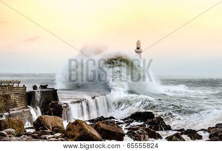 Aberdeen Breakwater