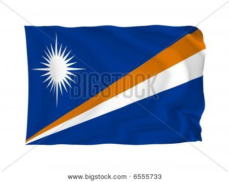 Flag Of Marshall Islands