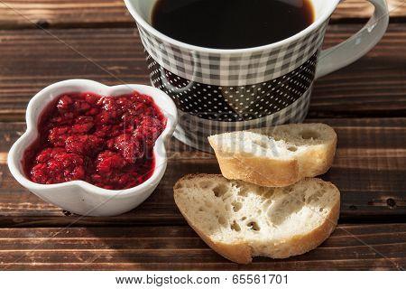 A breakfast treat