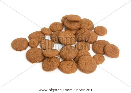 Home Baked Pepernoten Cookies