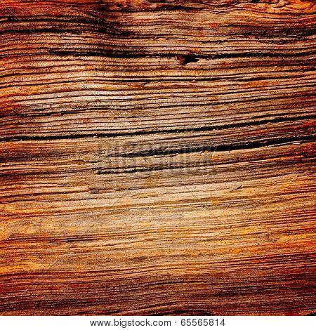 Dark Wood Grain Organic Background Texture