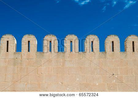 Medina Wall (1)