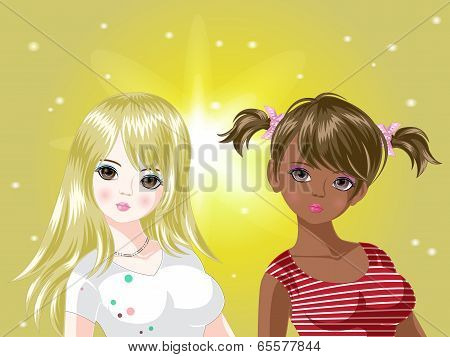 Cutie Hair Style Makeover 1