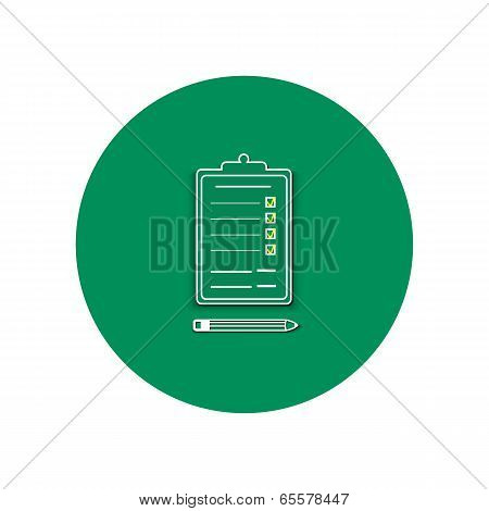 Office And Business Work Elements