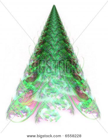 Green Figure Fir-tree