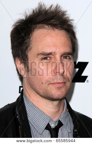 LOS ANGELES - MAY 22:  Sam Rockwell at the