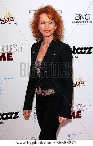 LOS ANGELES - MAY 22:  Julia Baker at the