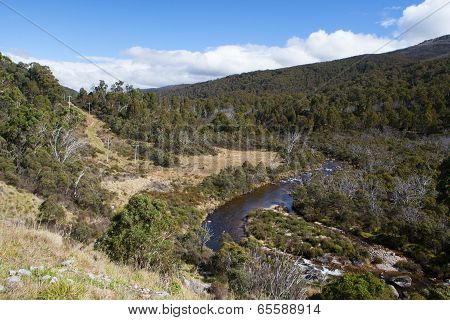 Thredo River