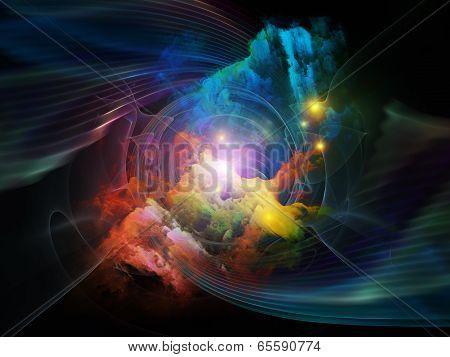Vortex In Space